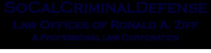 Southern California Criminal Defense